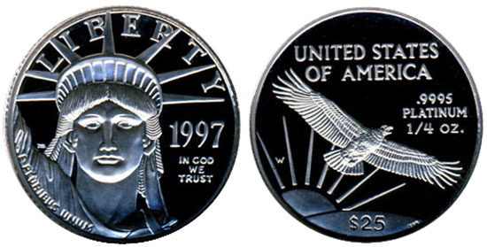 1997 Platinum Eagle