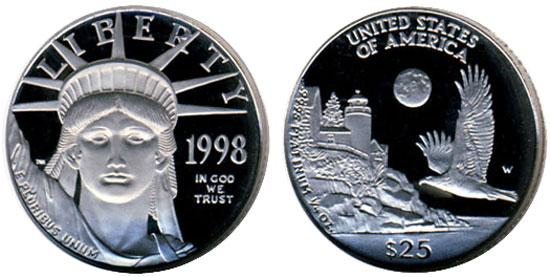 1998 Platinum Eagle