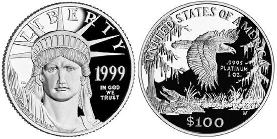 1999 Platinum Eagle