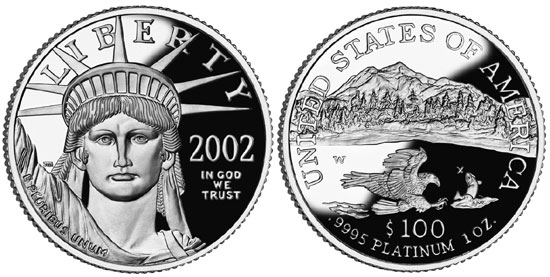 2002 Platinum Eagle