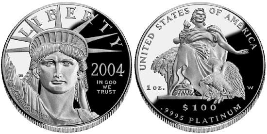 2004 Platinum Eagle