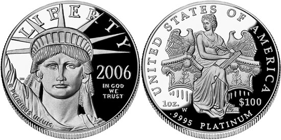 2006 Platinum Eagle