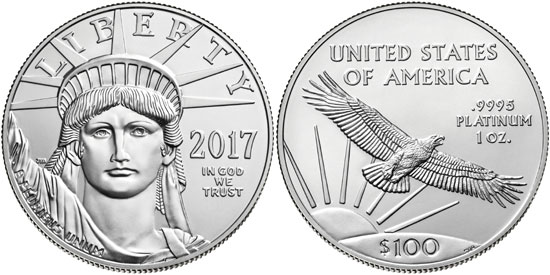 2017 Platinum Eagle