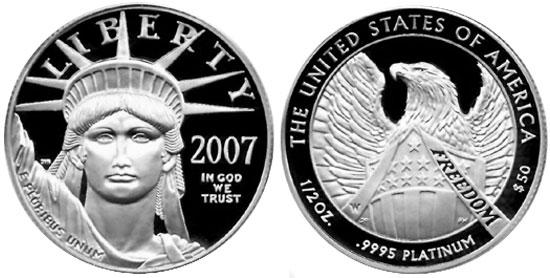 2007 Platinum Eagle