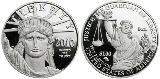2010 Platinum Eagle