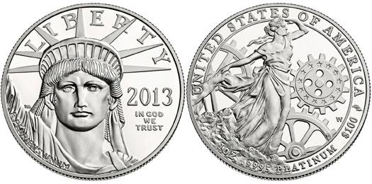 2013 Platinum Eagle