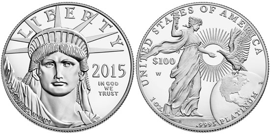 2015 Platinum Eagle